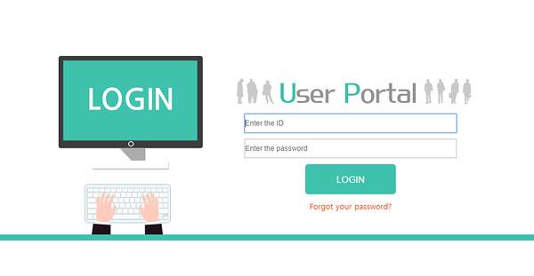 user-web-portal